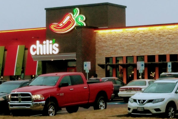 Welcome Chili's