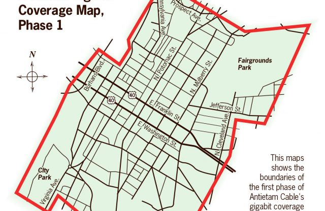 Hagerstown is a Gigabit City