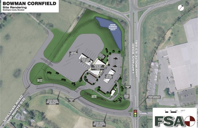 Site Plan Approved- Convenience Store