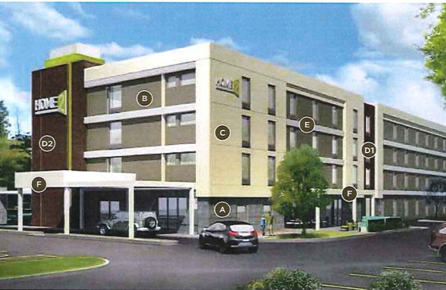Home2 Suites Coming Soon
