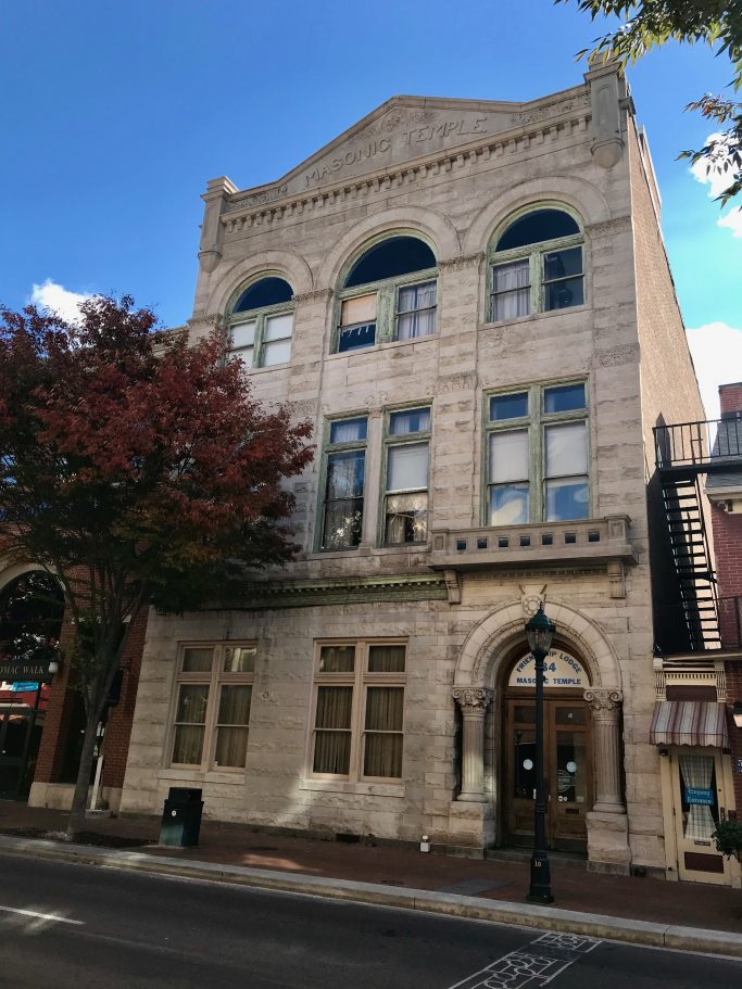 Masonic Temple - Bowman Development