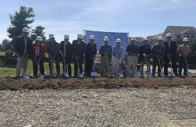 Home2 Suites Groundbreaking